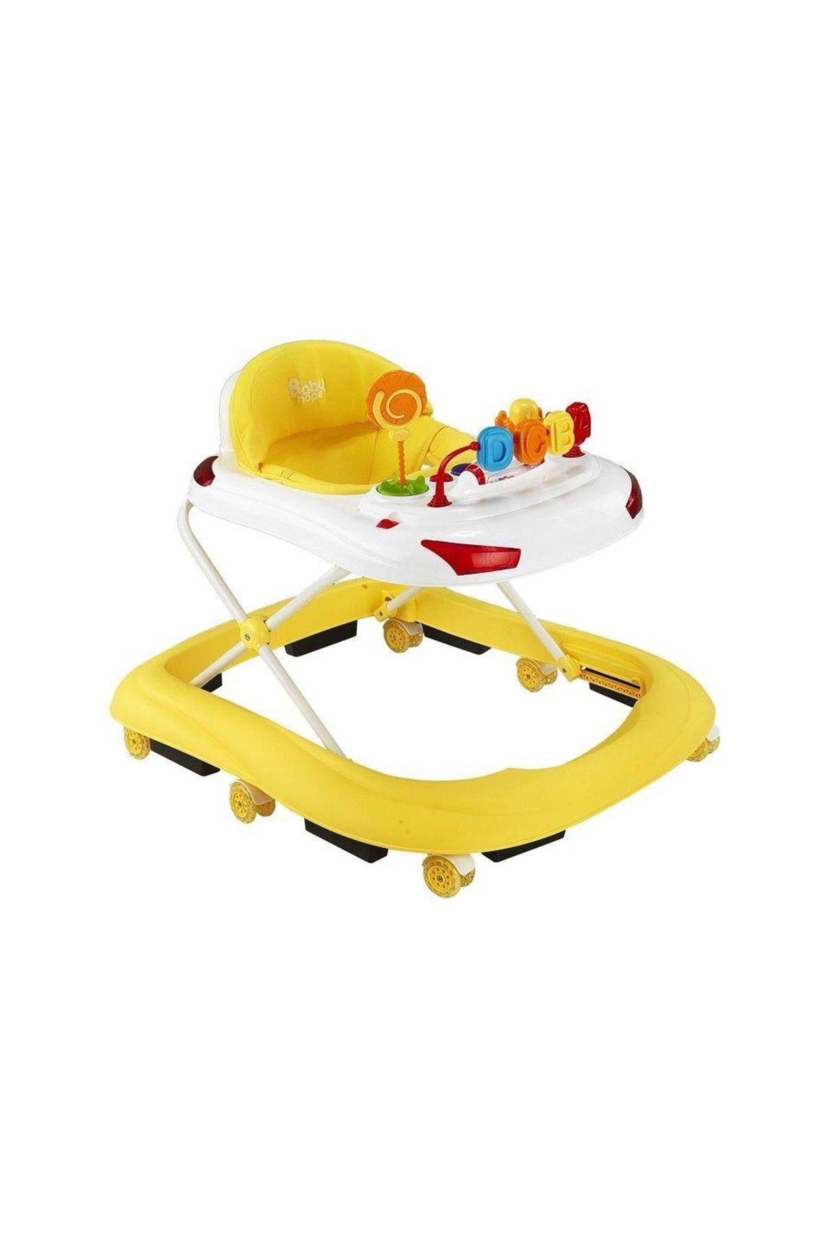 Babyhope 218 Tobby Yürüteç Sarı