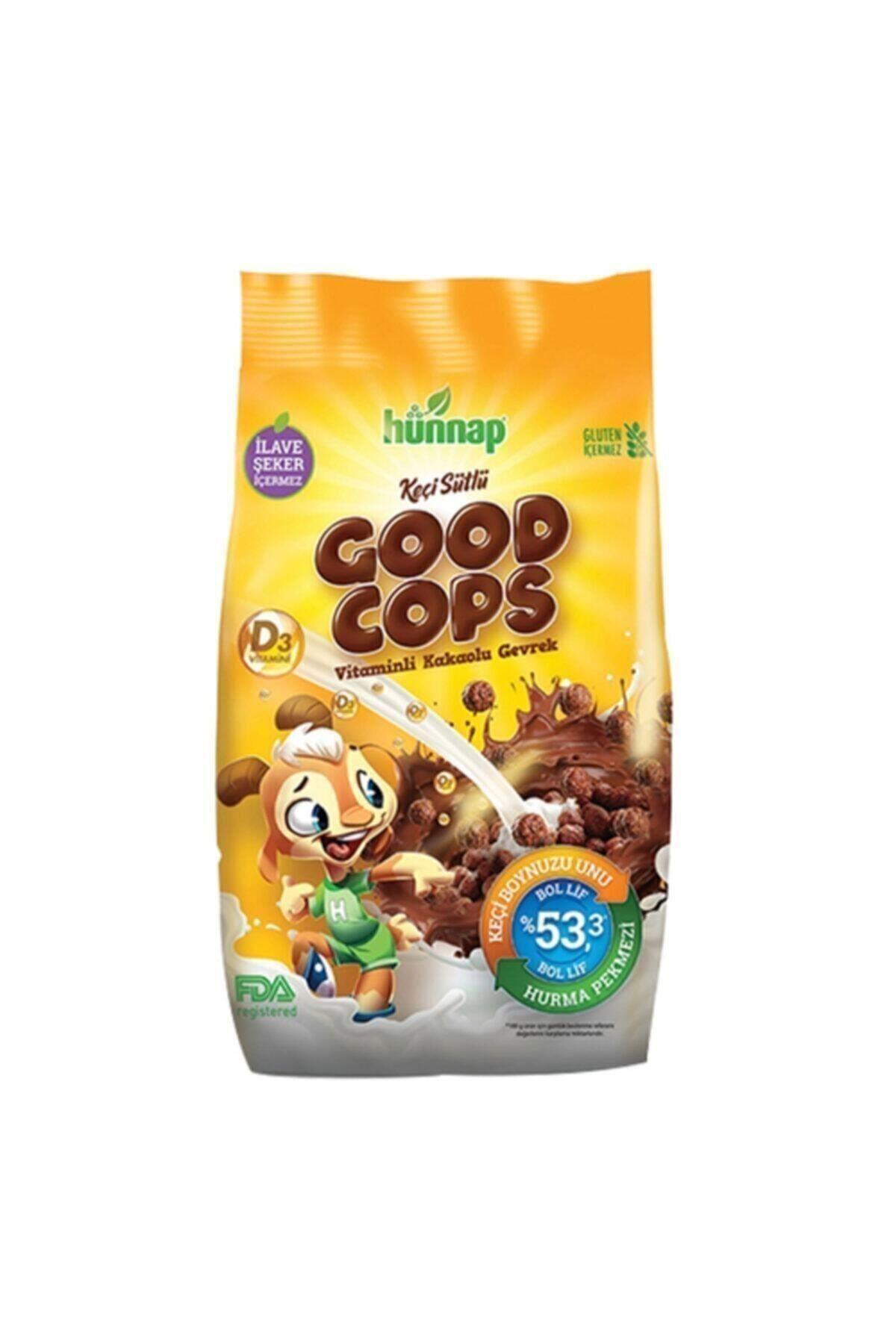 Hünnap Keçisütlü Vitaminli Kakaolu Gevrek 300 Gr