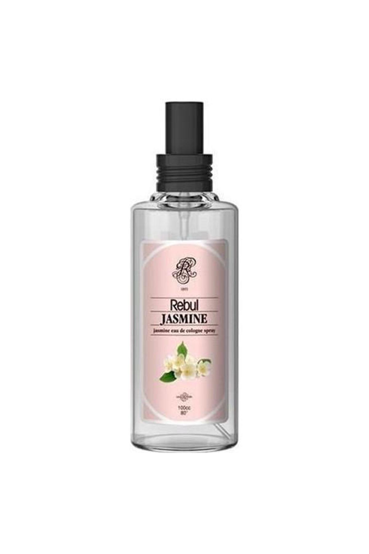 Rebul Kolonya Sprey Cam Şişe 100 Cc Jasmine