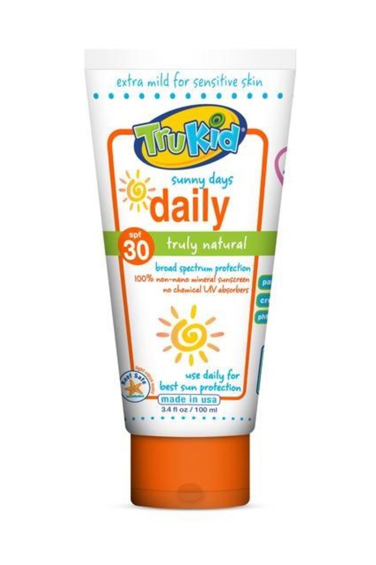 Trukid Sunny Days Güneş Kremi 30 SPF 100 Ml