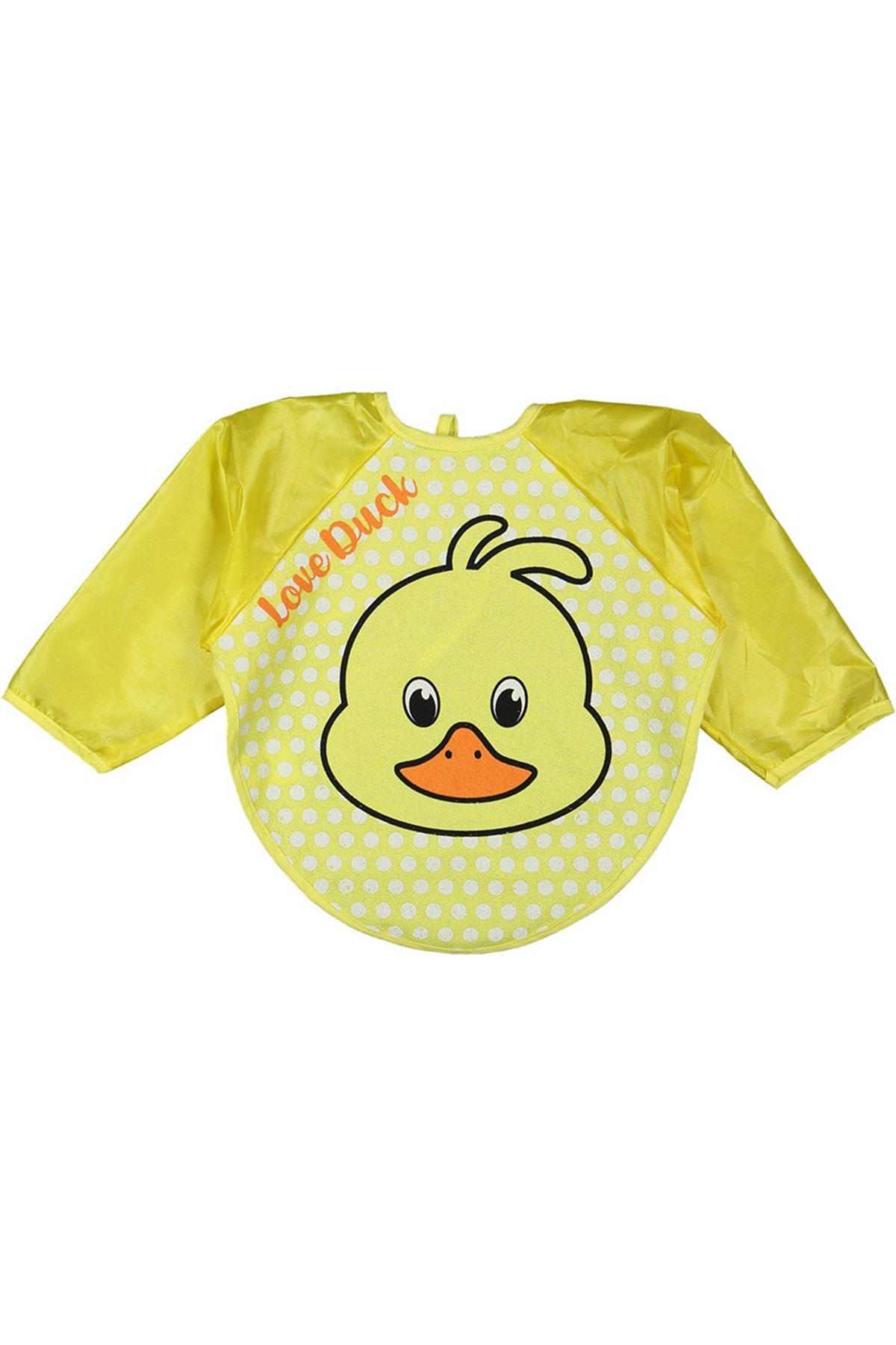 Love Duck CivCiv Uzun Kollu Su Geçirmez Önlük