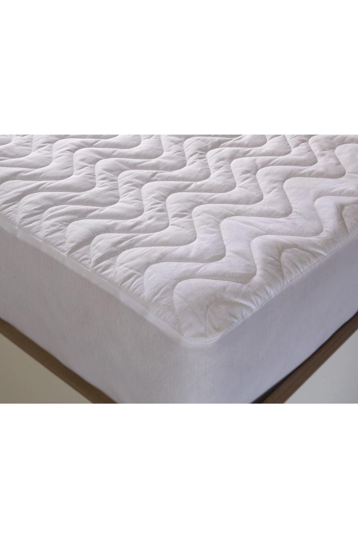 Cotton Box Ranforce Sıvı Geçirmez Kapitone Yatak Pedi 100x200