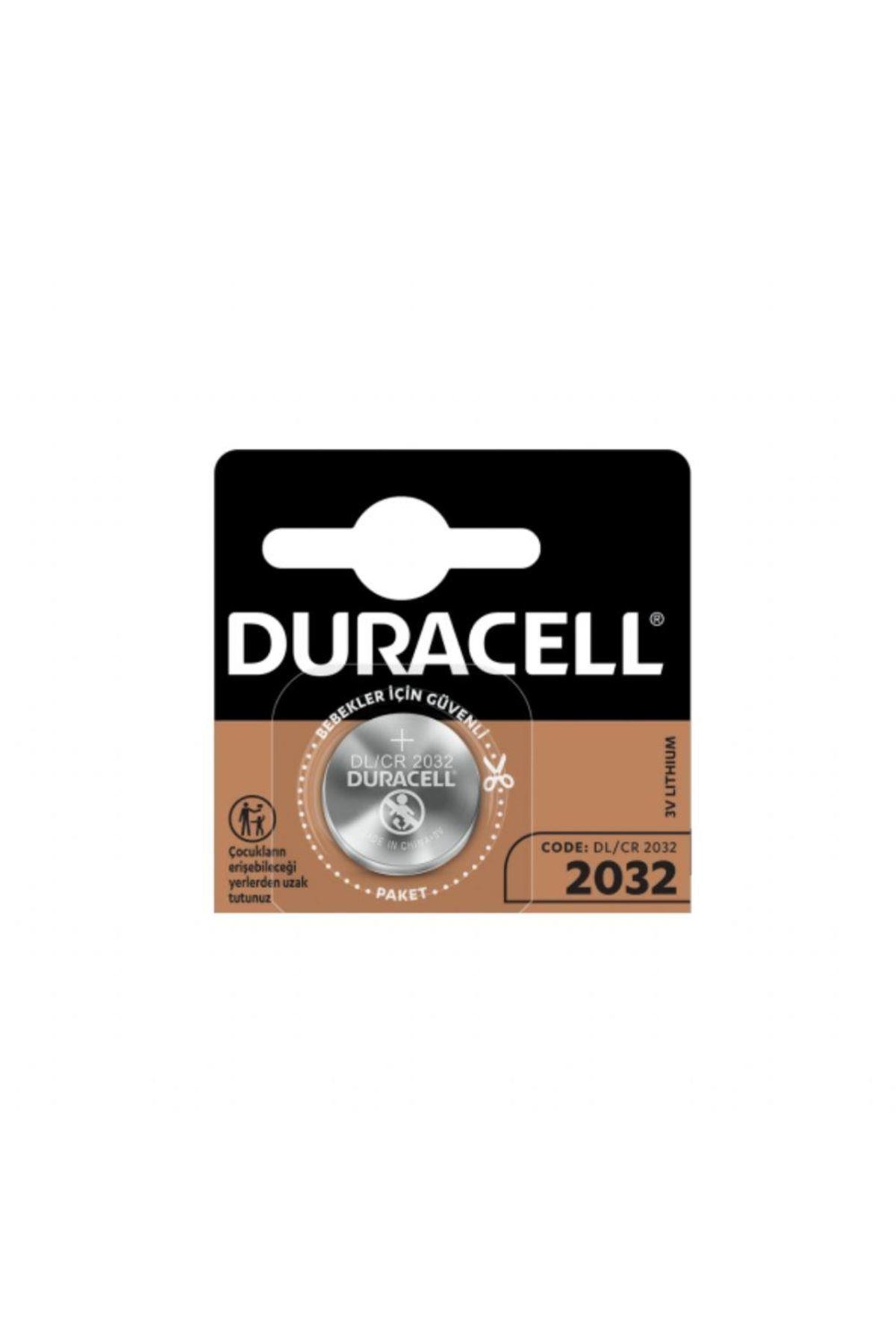 Duracell Özel Lityum Düğme Pil 2032