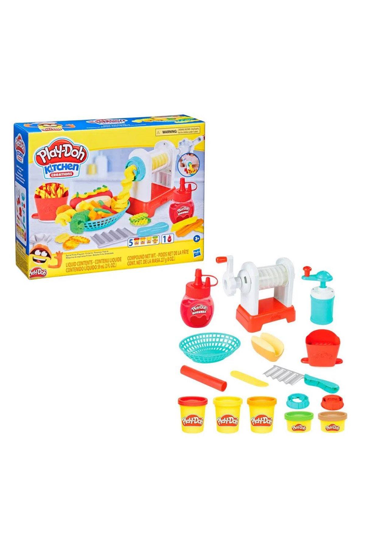 Play-Doh Patates Kızartması Eğlencesi F1320