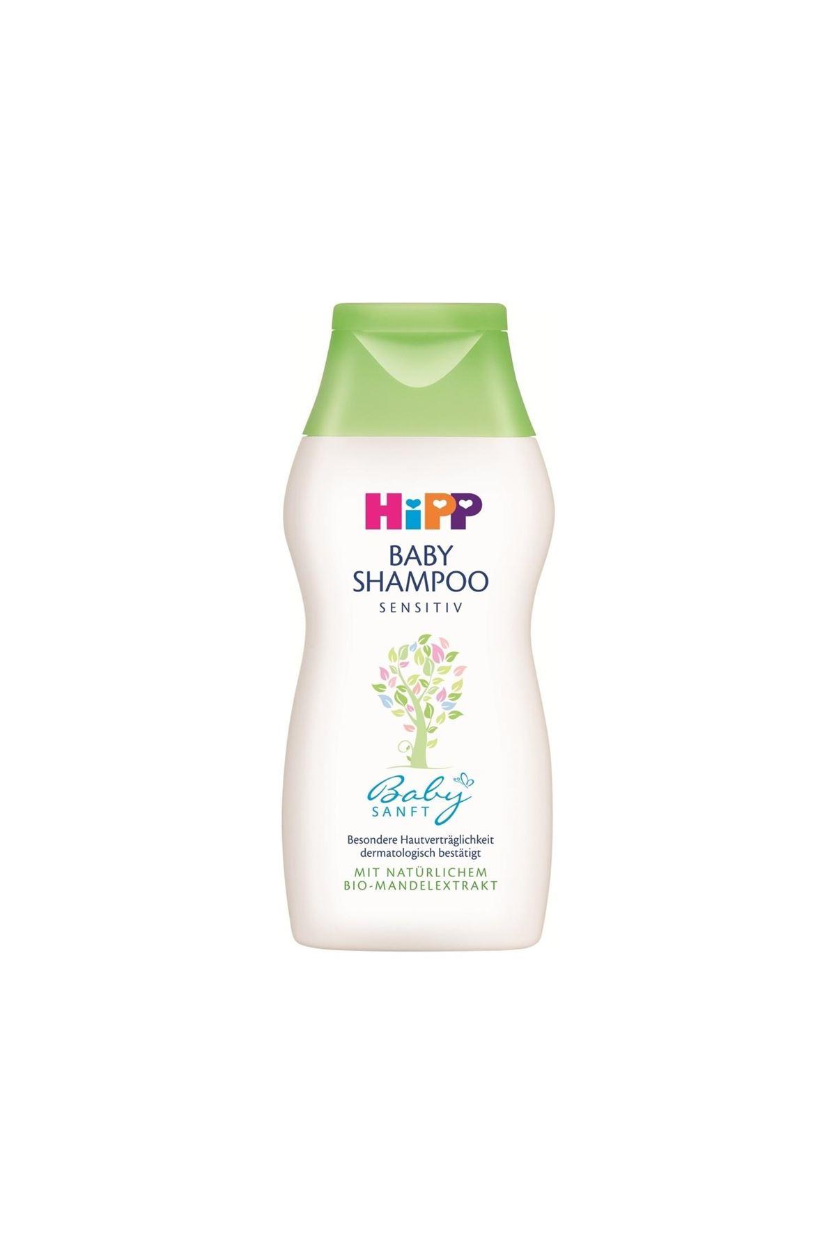 Hipp Bebek Şampuanı 200 ML