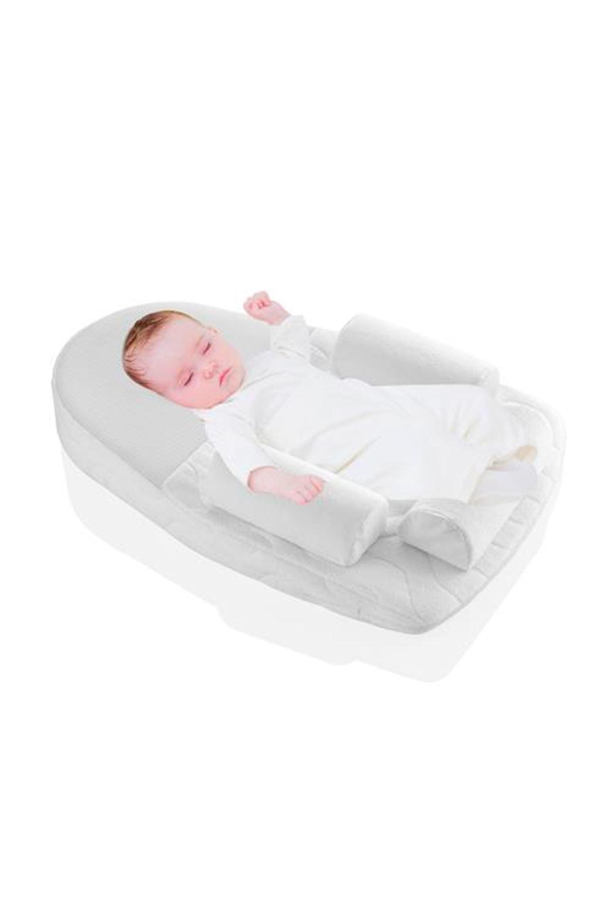 BabyJem Antikolik Uyku Yastığı Air 426 Beyaz